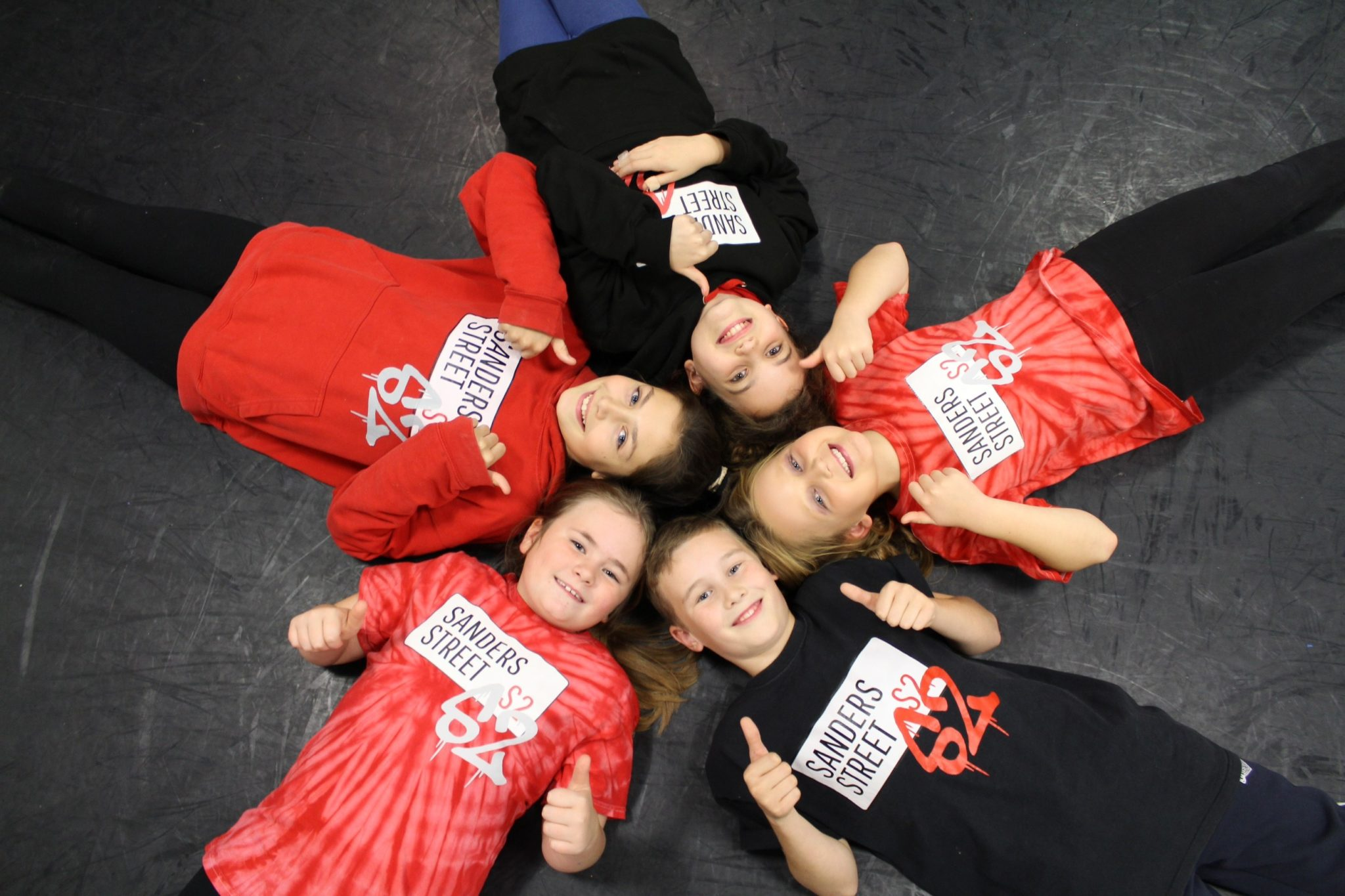 Dance Group Clothing