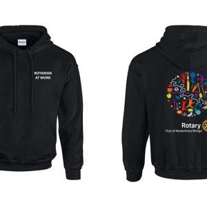 Mens Hoodie – Maidenhead Bridge Rotary Club
