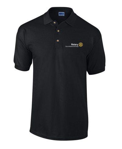 Polo Shirt Front Only - Maidenhead Bridge Rotary