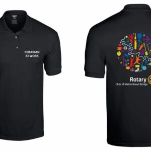 Polo Shirt – Maidenhead Bridge Rotary Club