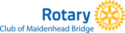 Maidenhead Bridge Rotary Club Logo
