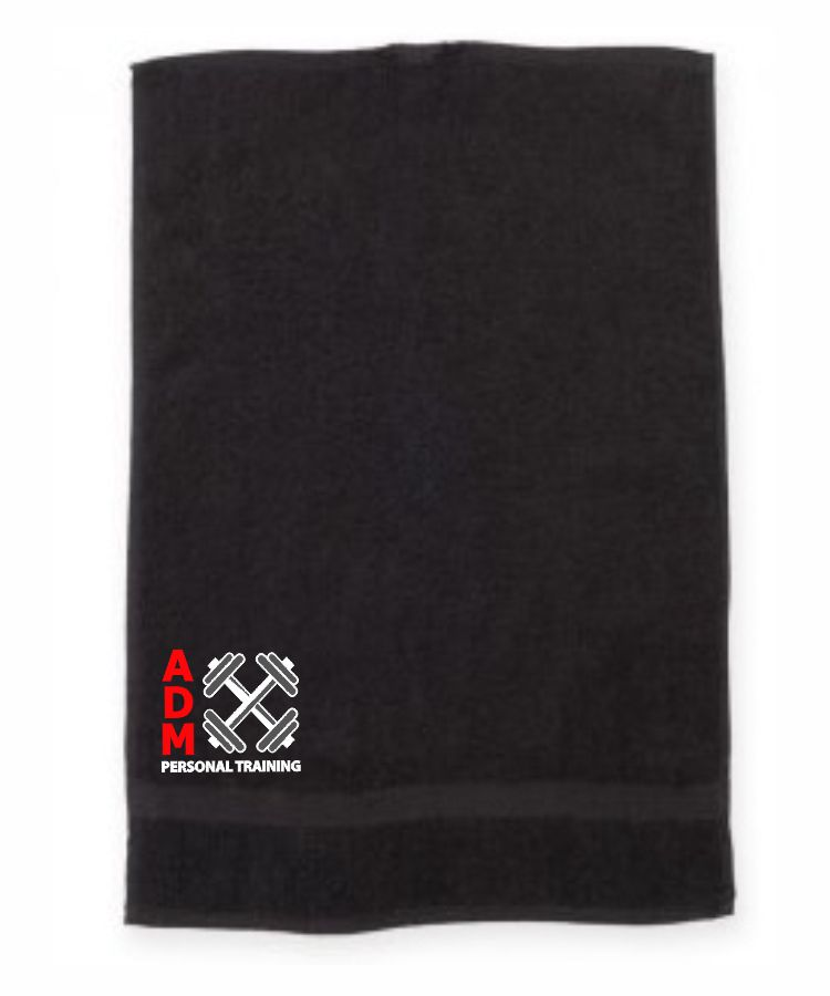 ADM Personal Training Gym Towel