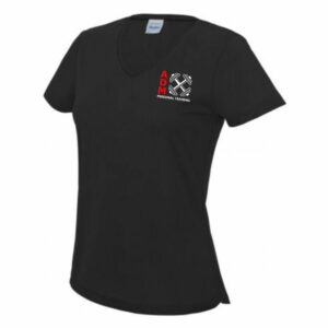 ADM Personal Training Ladies V Neck Top