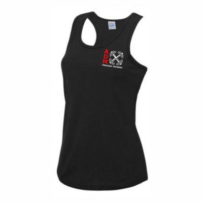 ADM Personal Training Ladies Vest