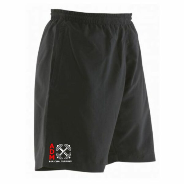 ADM PT Shorts & Contrast Tech Top Package