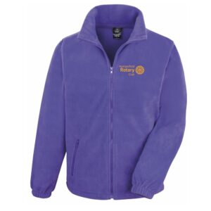 Fleece Jacket – Hungerford Rotary Club