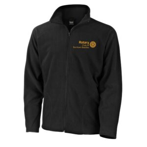 Black Micro Fleece – Burnham Beeches Rotary Club