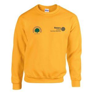 Yellow Sweatshirt – Burnham Beeches Rotary Club