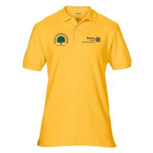 Yellow Polo Shirt – Burnham Beeches Rotary Club