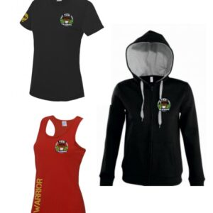 Tikki Training Ladies Clothing Package