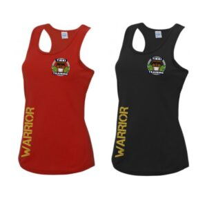 Tikki Training Ladies Vest Package
