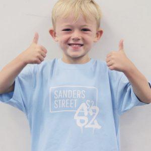 Sanders Street Kids T Shirt
