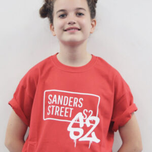 Sanders Street T Shirt