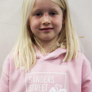 Sanders Street Kids Hoodie