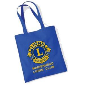 Maidenhead Lions Tote Bag