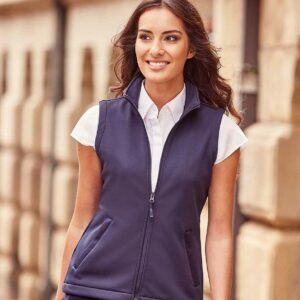 Russell Ladies Smart Soft Shell Gilet – 041F