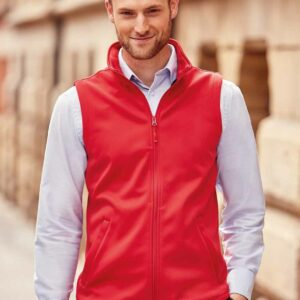 Russell Smart Soft Shell Gilet – 041M