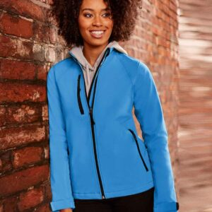 Russell Ladies Soft Shell Jacket – 140F