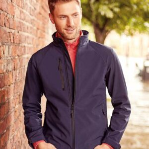 Russell Soft Shell Jacket – 140M
