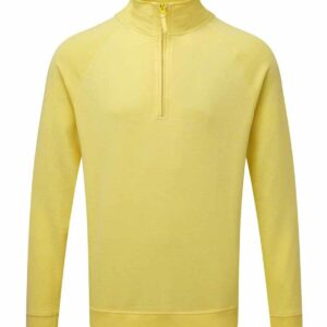 Russell HD Zip Neck Sweatshirt – 282M