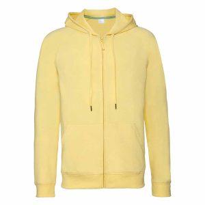 Russell HD Zipped Hood Sweatshirt – 284M
