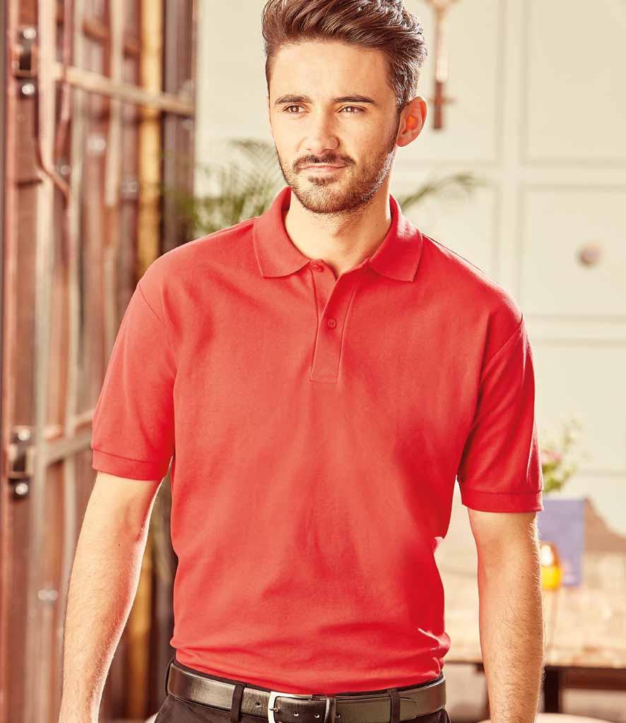 d218073d Russell Pique Polo Shirt - 539M - SP Workwear