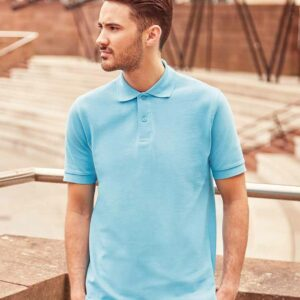 Russell Classic Cotton Pique Polo Shirt – 569M