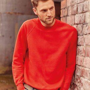 Russell Raglan Sweatshirt – 762M