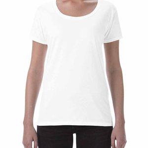Gildan Ladies Softstyle Deep Scoop T-Shirt – GD79