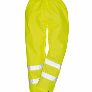 Portwest Hi-Vis Rain Trousers – PW012