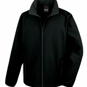 Result Core Printable Softshell Jacket – RS231M