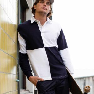 Front Row Quartered Rugby Shirt – FR2