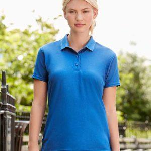 Gildan Ladies Performance Double Pique Polo Shirt – GD173