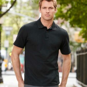 Gildan Softstyle Double Pique Polo Shirt – GD35