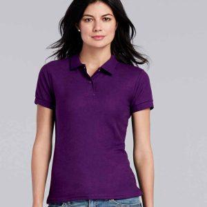 Gildan Ladies DryBlend Double Pique Polo Shirt – GD70