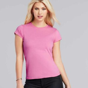 Gildan Ladies SoftStyle T-Shirt – GD72