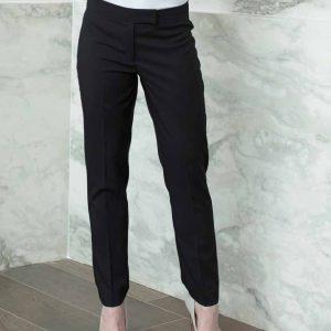 Henbury Ladies Tapered Leg Trousers – H631