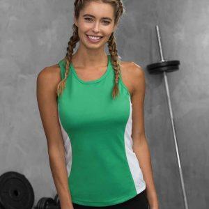 AWDis Girlie Cool Contrast Vest – JC016