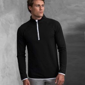 AWDis Cool Half Zip Sweat – JC031