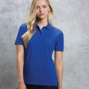 Kustom Kit Ladies Klassic Pique Polo Shirt – K703