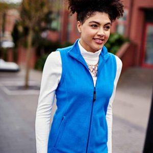 Regatta Ladies Micro Fleece Bodywarmer – RG116