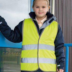 Result Kids Safety Vest – RS200B