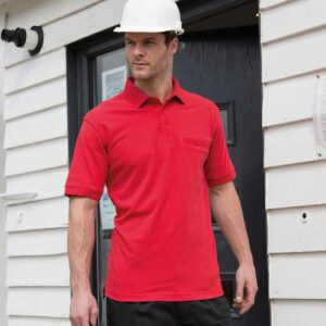 Result Workguard Apex Polo Shirt – RS312