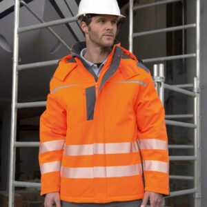Result Safeguard Dynamic Softshell Jacket – RS331
