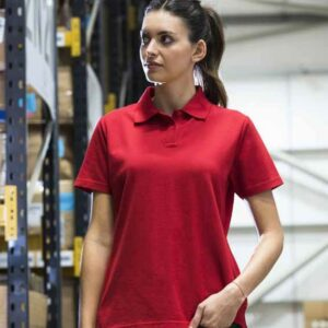 PRO RTX Ladies Pro Polyester Polo – RX105F