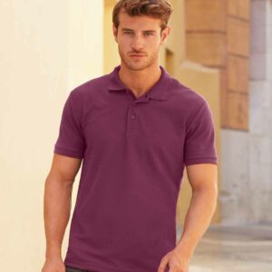 Fruit Of The Loom 65/35 Pique Polo Shirt – SS11