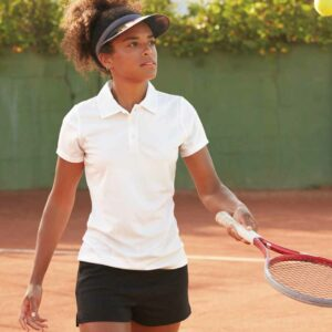 Fruit Of The Loom Lady Fit Performance Polo Shirt – SS272