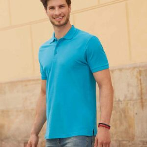 Fruit Of The Loom Premium Pique Polo – SS5