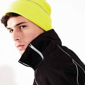 Beechfield Enhanced-Viz Knitted Hat – BB42