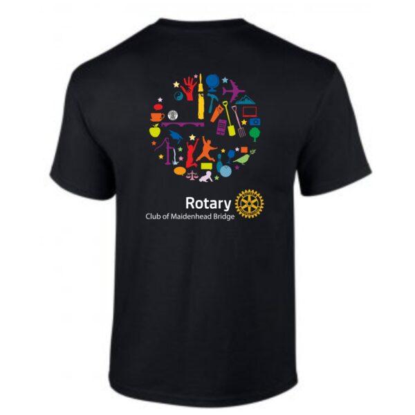 Maidenhead Bridge Rotary T Shirt